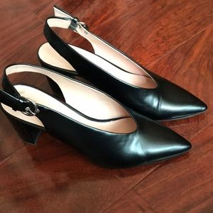 Chinese Laundry Odessa Black Pumps